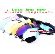 Sunglasses Aviator Polarized Eye Wear